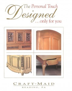 The Personal Touch Designed...only for you Brochure